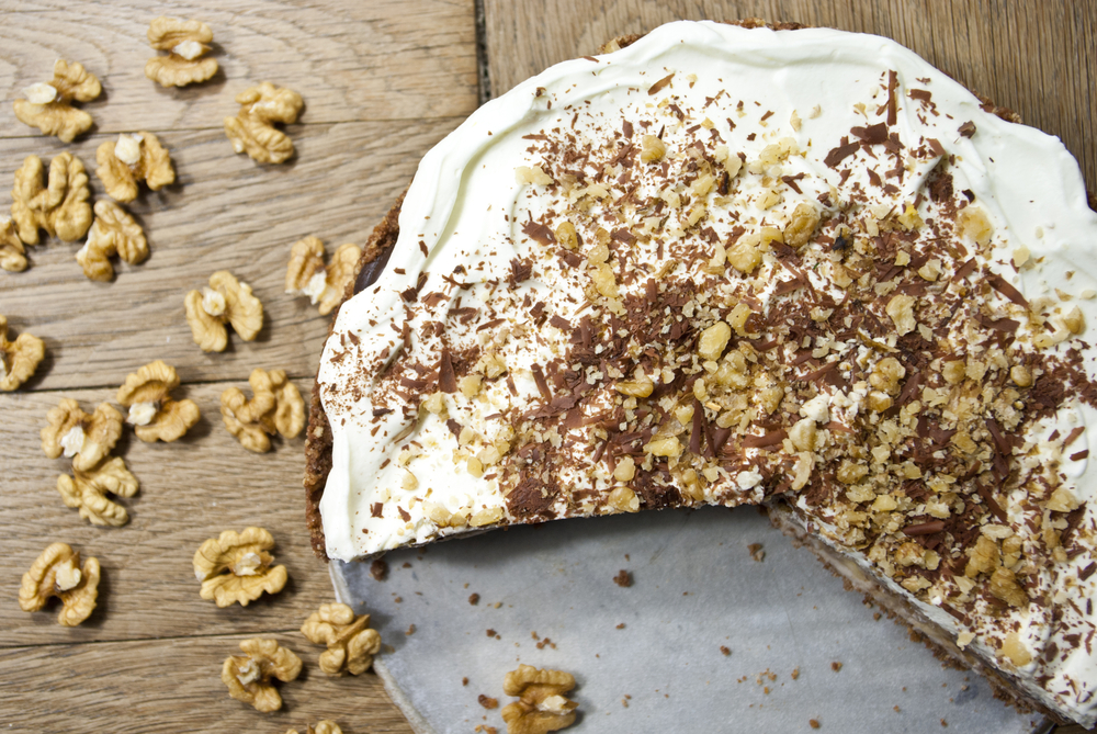 UrbanKitchen: Ultimate Chocolate Coconut Banana Cream Pie