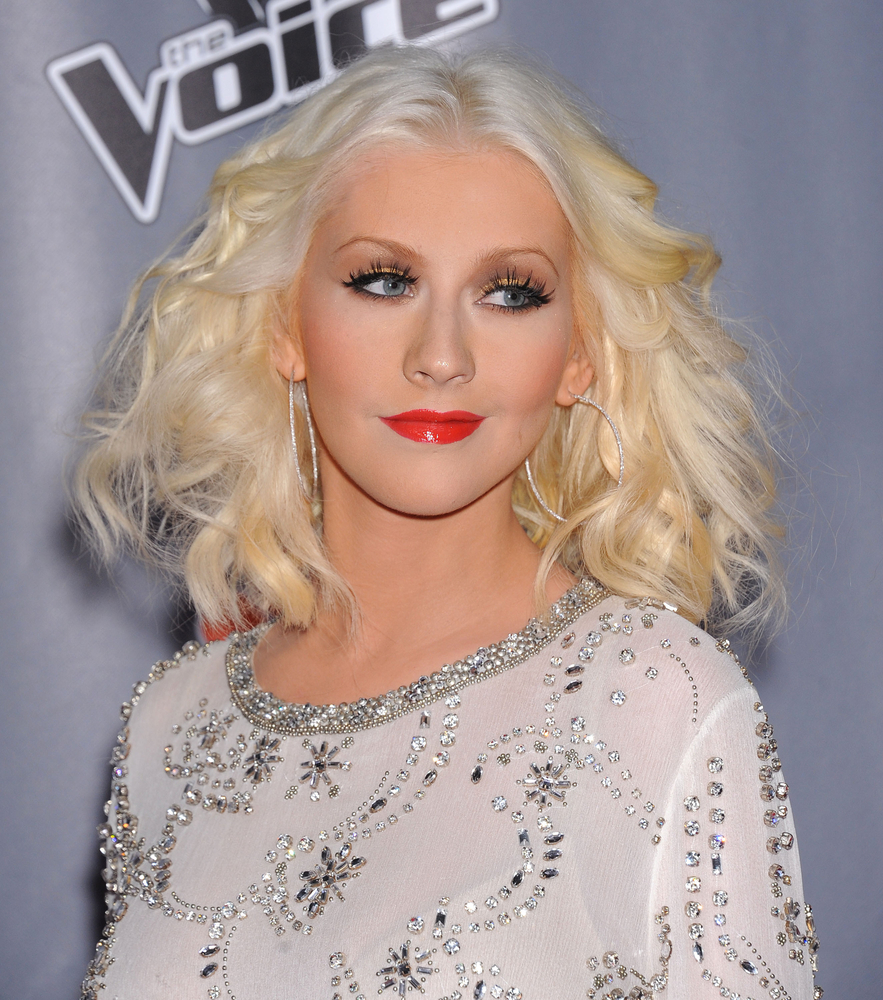 Christina Aguilera Gives A Spot On Britney Spears Impression