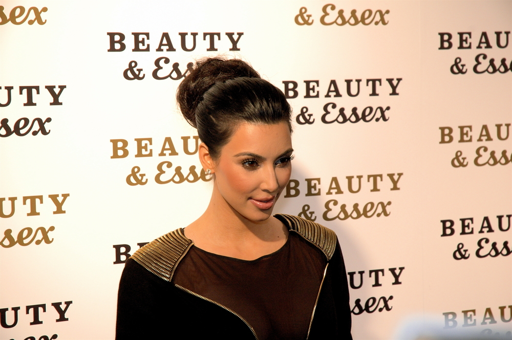 Kim Kardashian's Motherhood Post Sparks Controversy