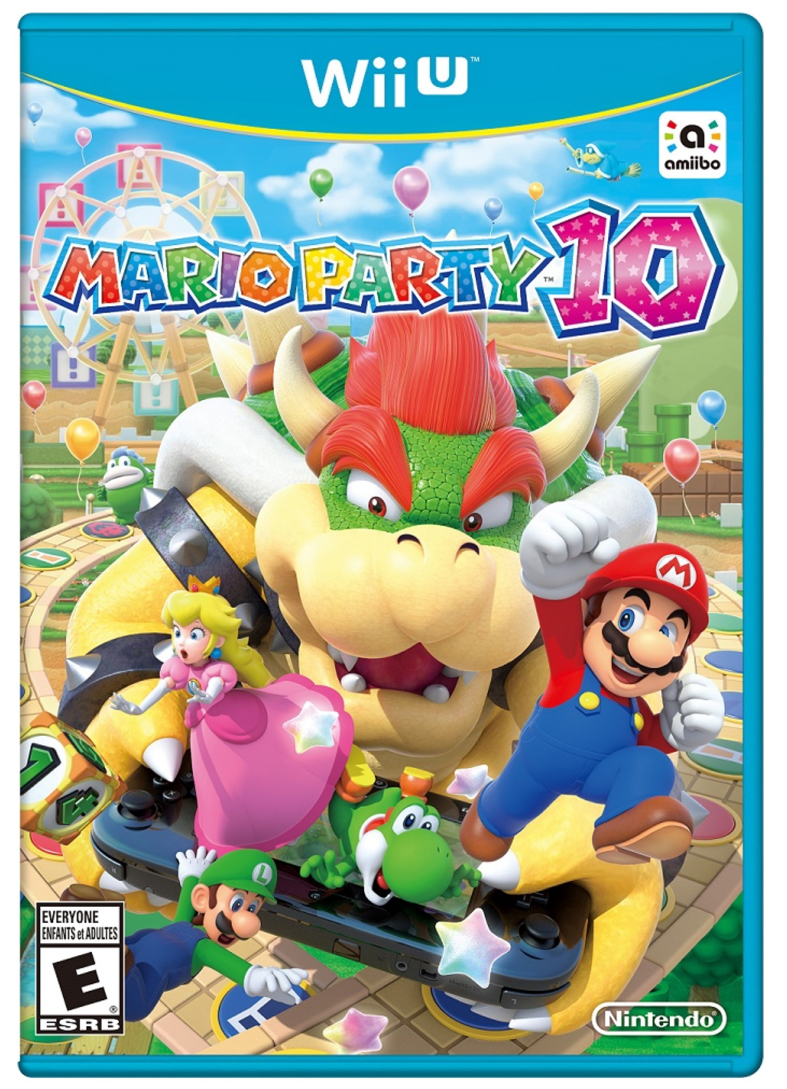 Why Your Kids Need To Check Out The New Mario Party 10