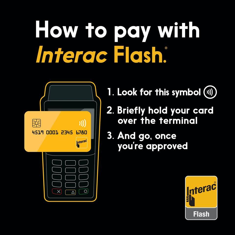 flashing pay