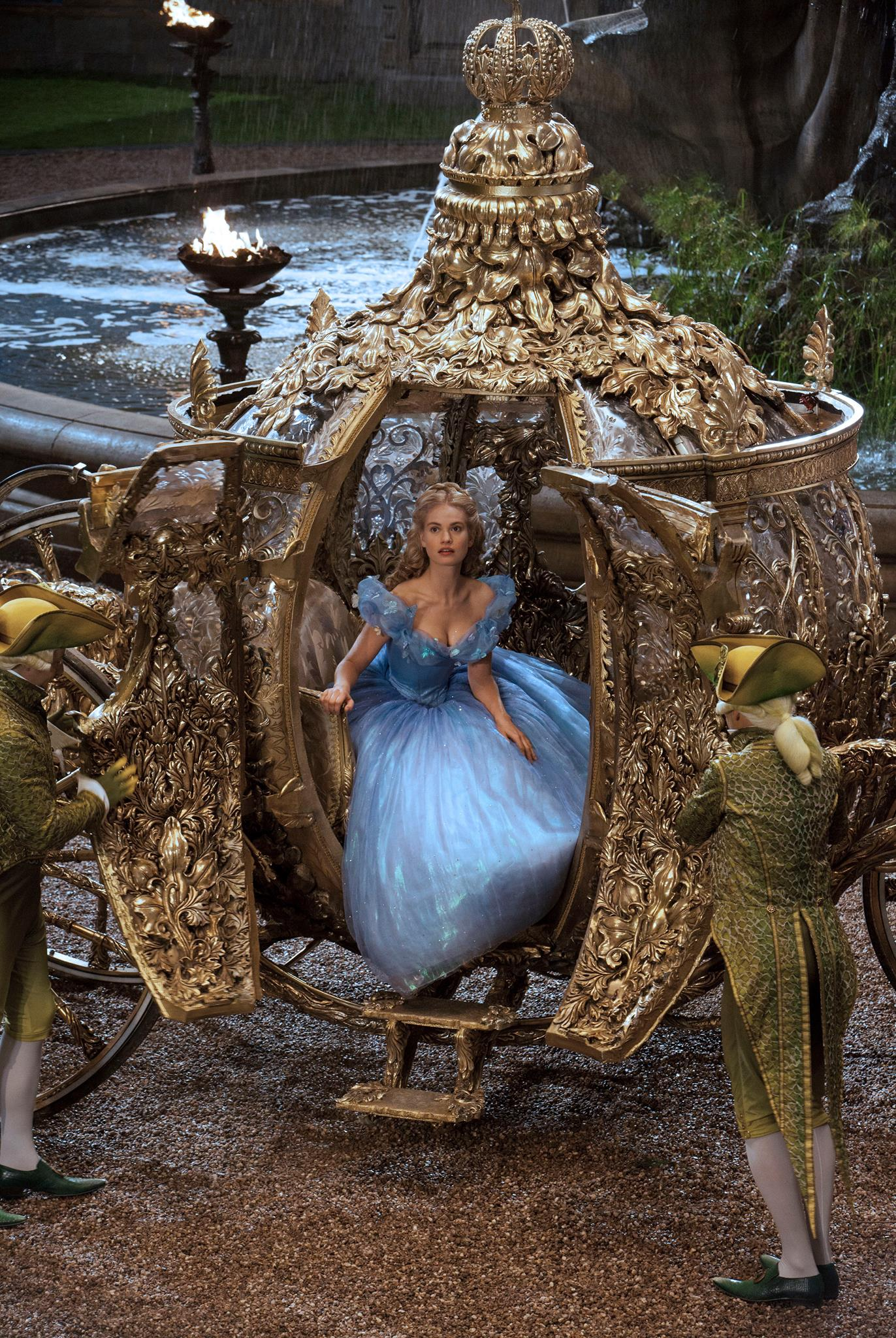 Cinderella's Crystal Perfect Style