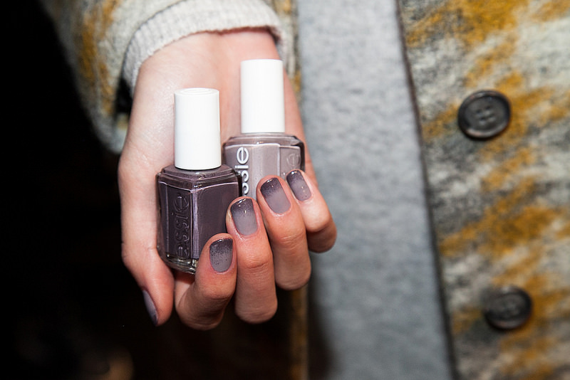 Backstage Beauty Trends At World MasterCard Fashion Week