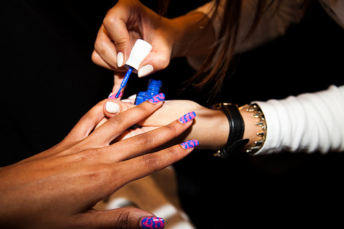 photo courtesy of essie Canada