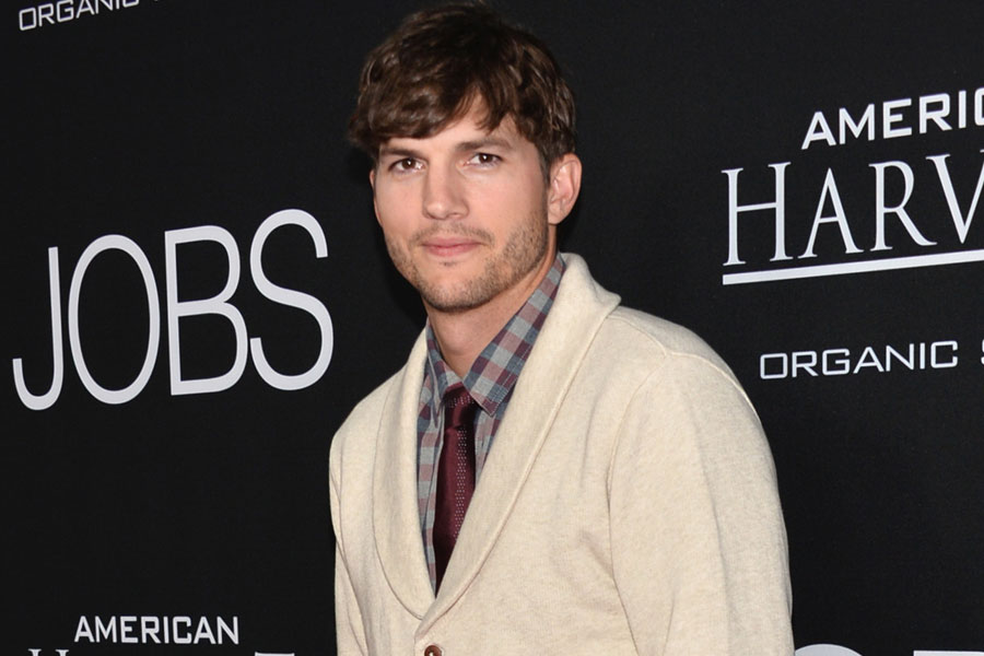 Ashton Kutcher's Battle Cry: More Changing Tables In Men's Washrooms