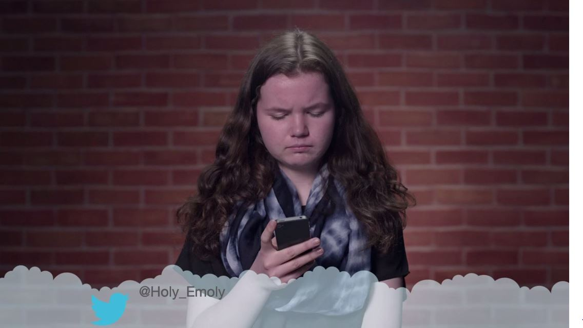 What Happens When Kids Read Mean Tweets?