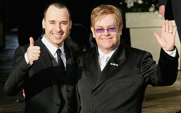Elton-John-David-Furnish-Weds-Officially