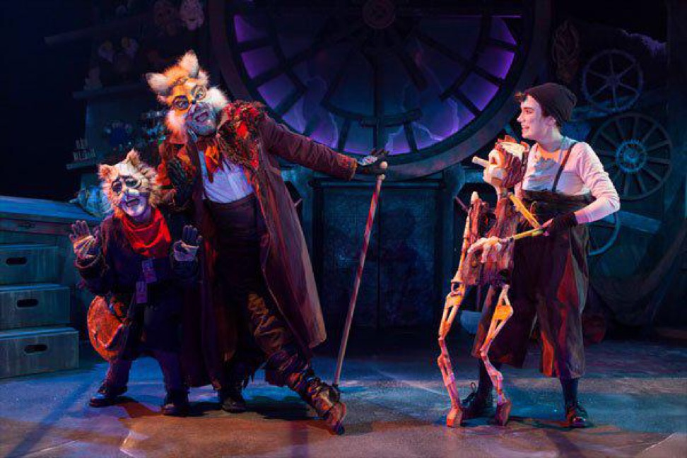 Pinnochio at Young People's Theatre