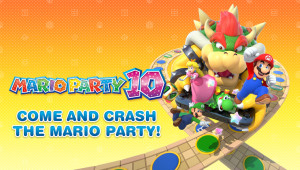 Wizard World - Mario Party
