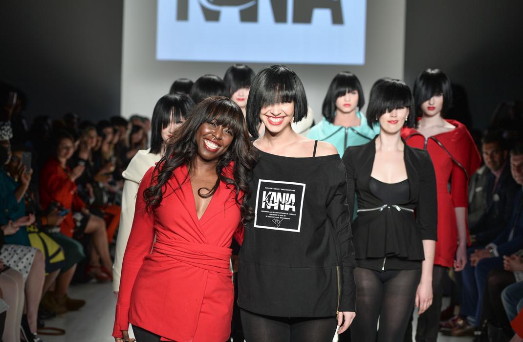 Canadian Designer Spotlight: KANIA At WMCFW