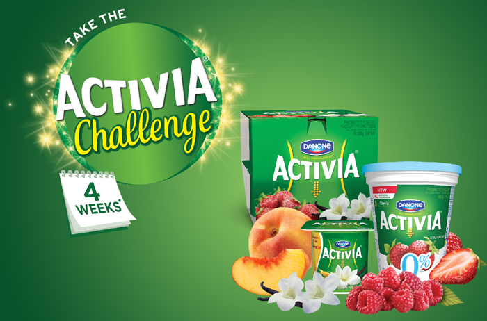 Enter To Win An Activia VIP Prize Pack