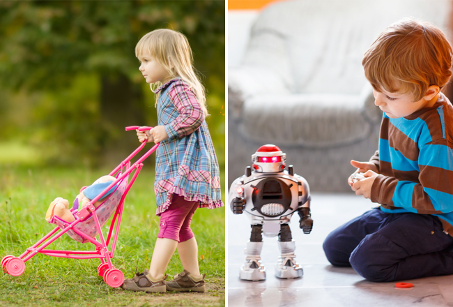 """Toy Of The Year"" Continues To Perpetrate Gender Stereotypes"