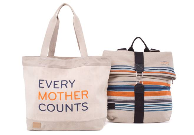 TOMS x Every Mother Counts