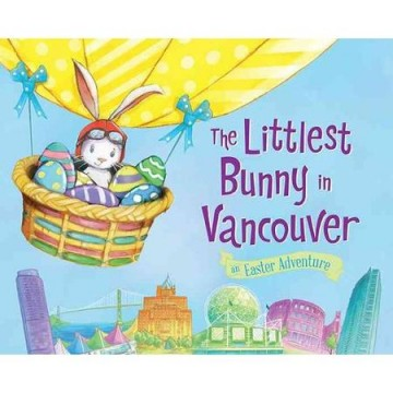The Littlest Bunny in Vancouver