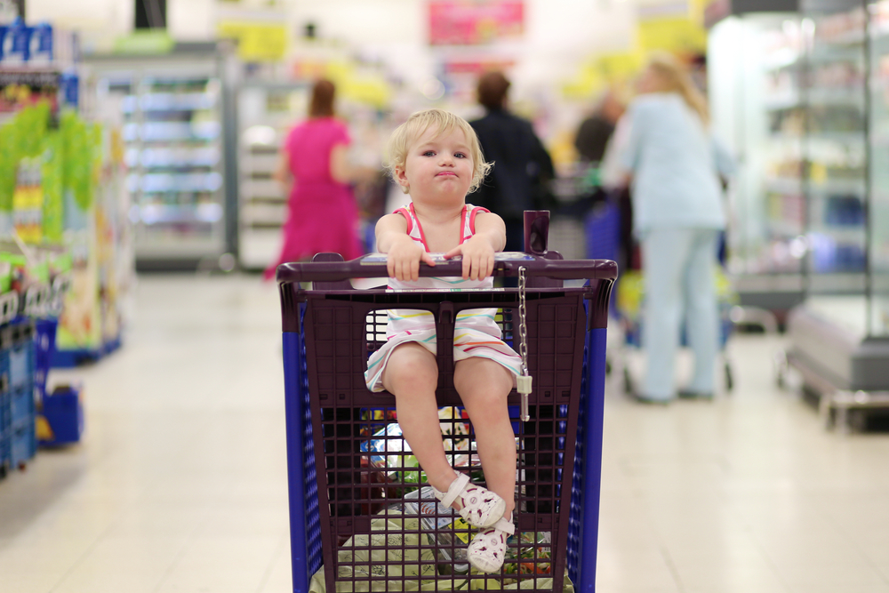 Grocery Shopping Alone: How Parenting Has Changed Me