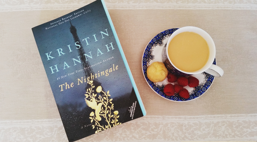 """Book Review: """"The Nightingale"""" by Kristin Hannah"""