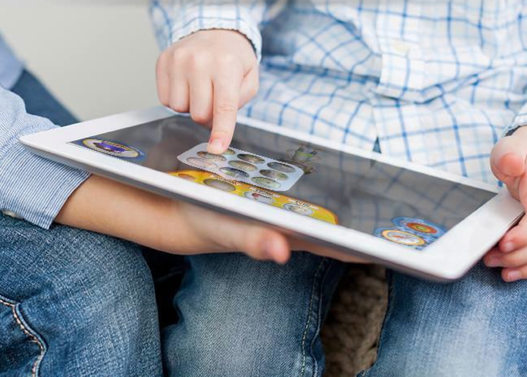 How A Tablet Can Help Autistic Children Communicate