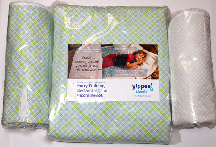 Enter To Win A Yippee! Sheets Prize Pack