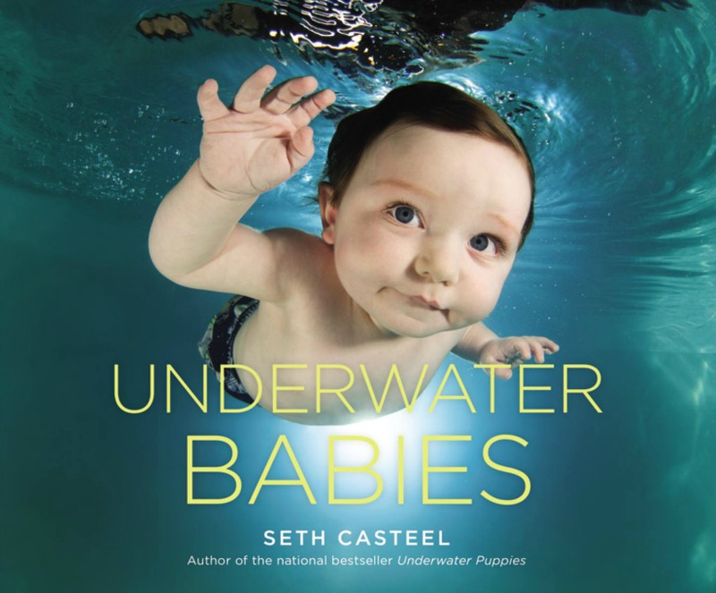 Photos Of Babies Underwater Are As Stunning As They Sound