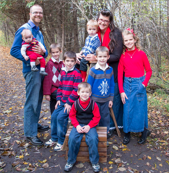 Anti-Vaxx Mom Changes Her Stance After Her 7 Kids Get Whopping Cough