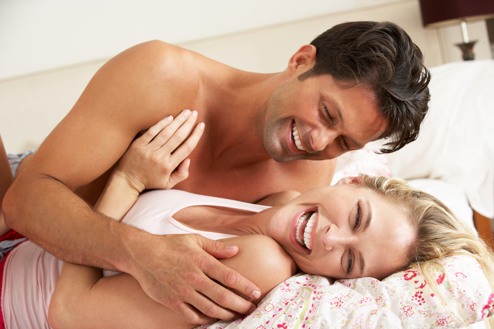 Want To Improve Your Sex Life? De-Stress Your Bedroom Today