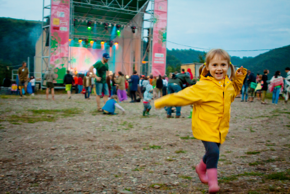 Family Friendly Summer Music Festivals
