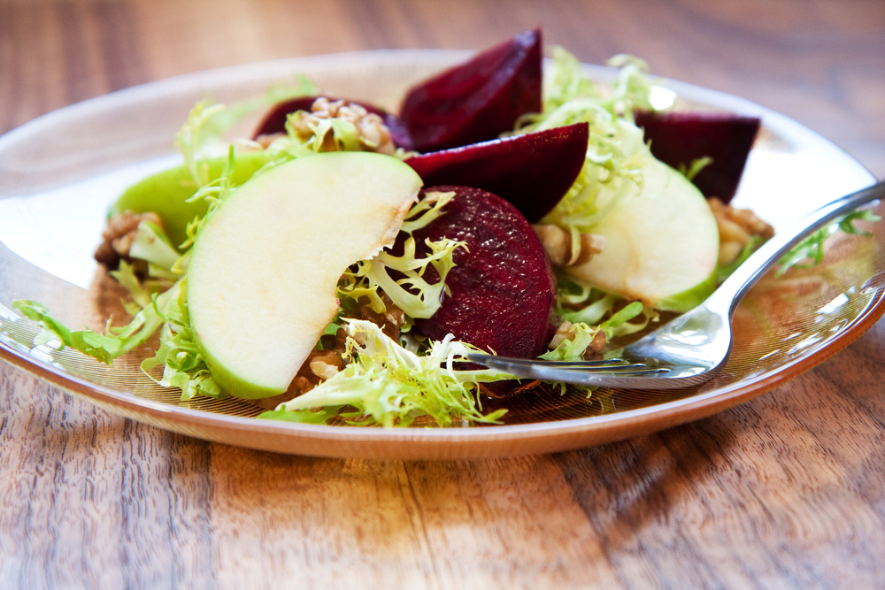 UrbanKitchen: Beet, Fennel And Apple Salad