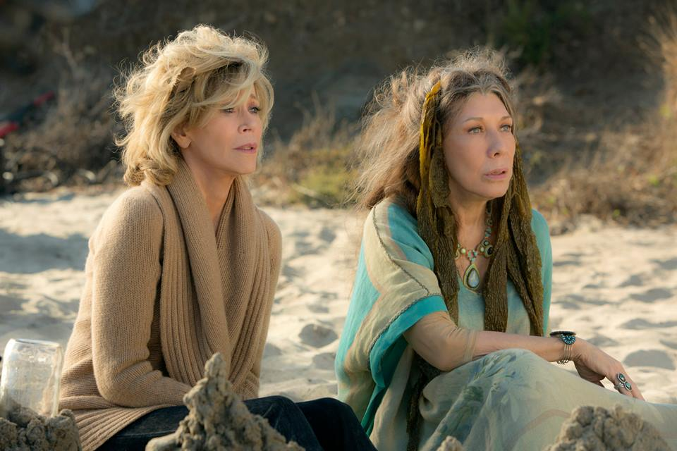 """Grace And Frankie"" Shakes Up The Traditional Family"