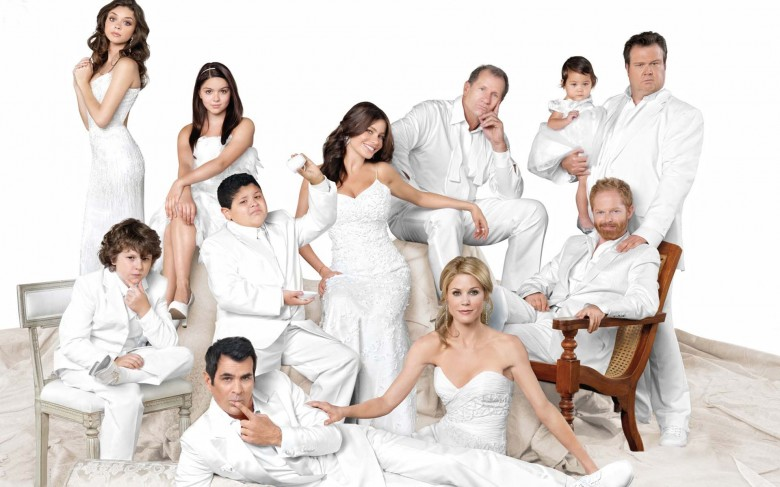 All-Members-of-Modern-Family-TV-Series