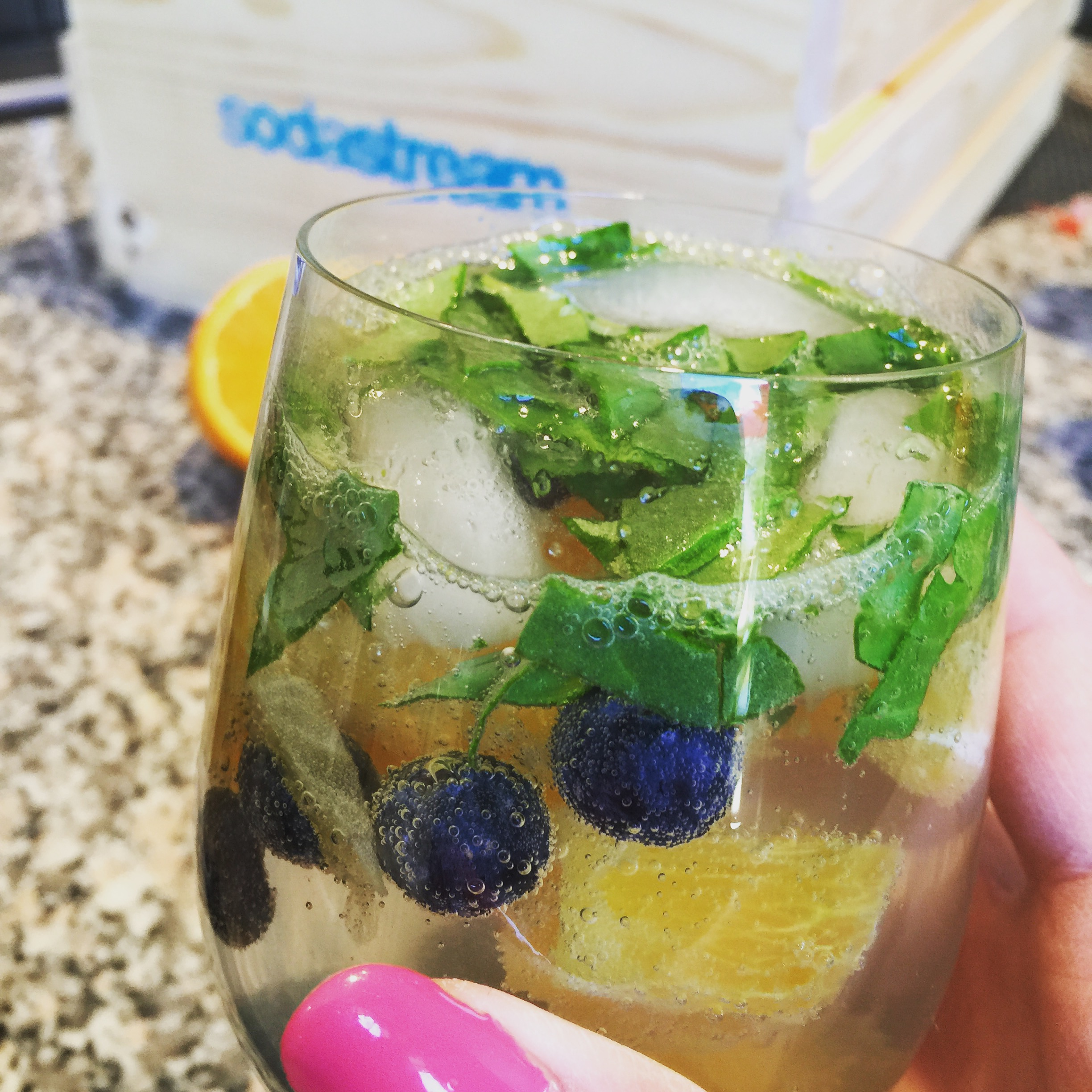 UrbanKitchen: Refreshing Drink Infusions To Get You Drinking More Water