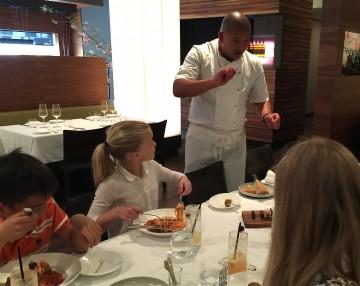 Chef David Lee, KCTC Kid Ambassadors, kids cook to care, charity, volunteer, kids who volunteer