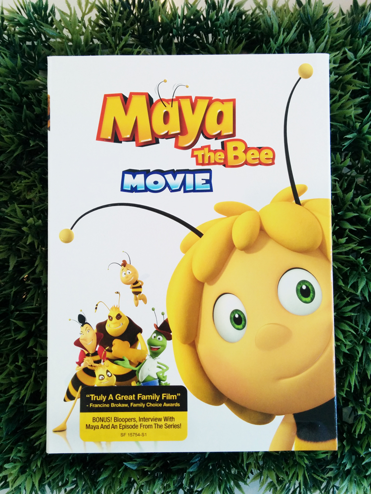 "Win A Copy Of ""Maya The Bee: The Movie"""