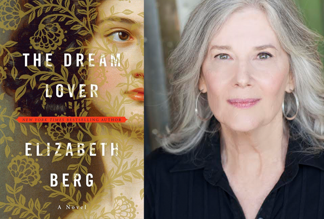 elizabeth berg, book club, mom's book club, book review, the dream lover