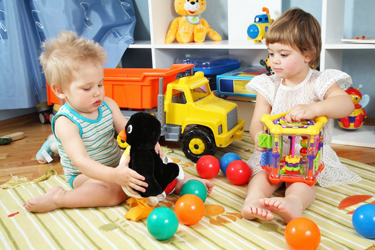 Amazon Makes A Move Toward Gender-Neutral Toys