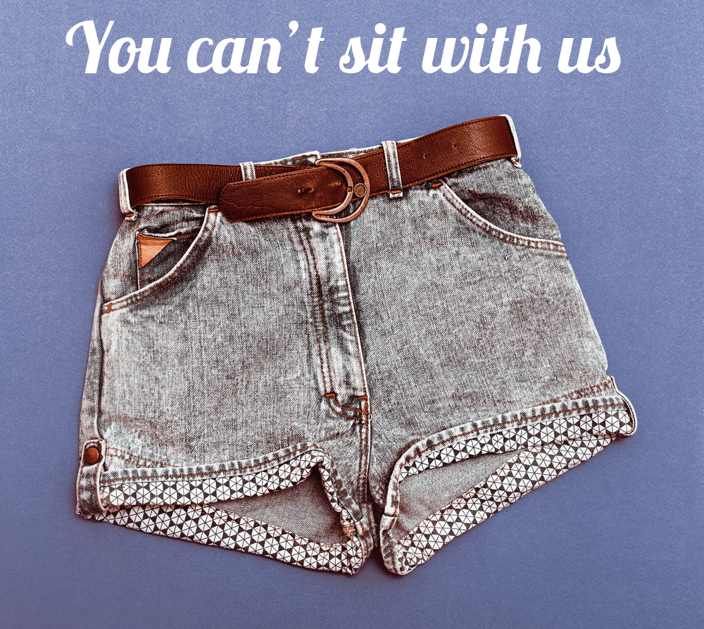 Three Times Shorts Shopping Was Exactly Like Mean Girls