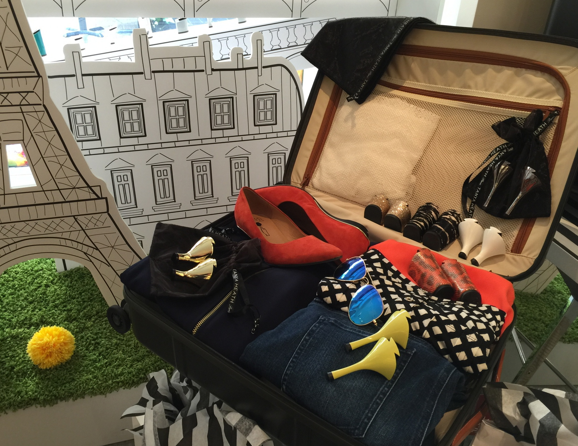 Make Packing For City Travel A Breeze