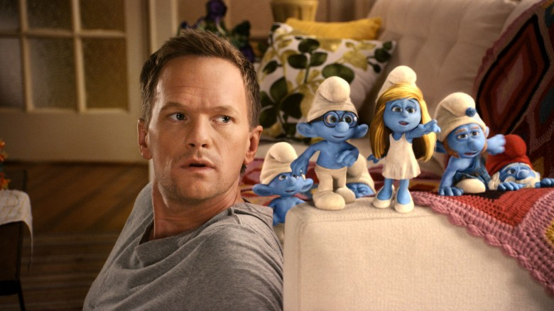 the Smurfs on Netlflix