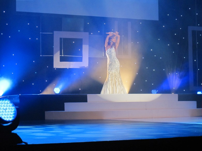 Behind the Dress Still (Stage)