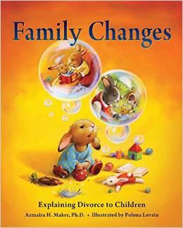 Family Changes Explaining Divorce to Children