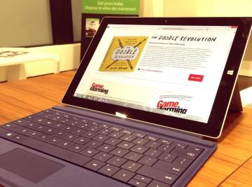 Sunni Brown Microsoft Canada Surface 3