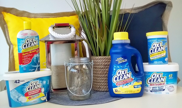 OxiClean™ Summer Entertaining Made Easy Giveaway!