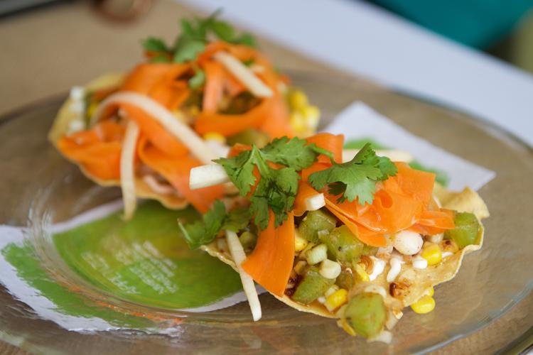 UrbanKitchen: Zespri Kiwifruit Corn Salsa