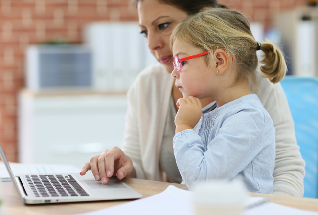 Kids Of Working Moms More Likely To Be Helpful & Succeed
