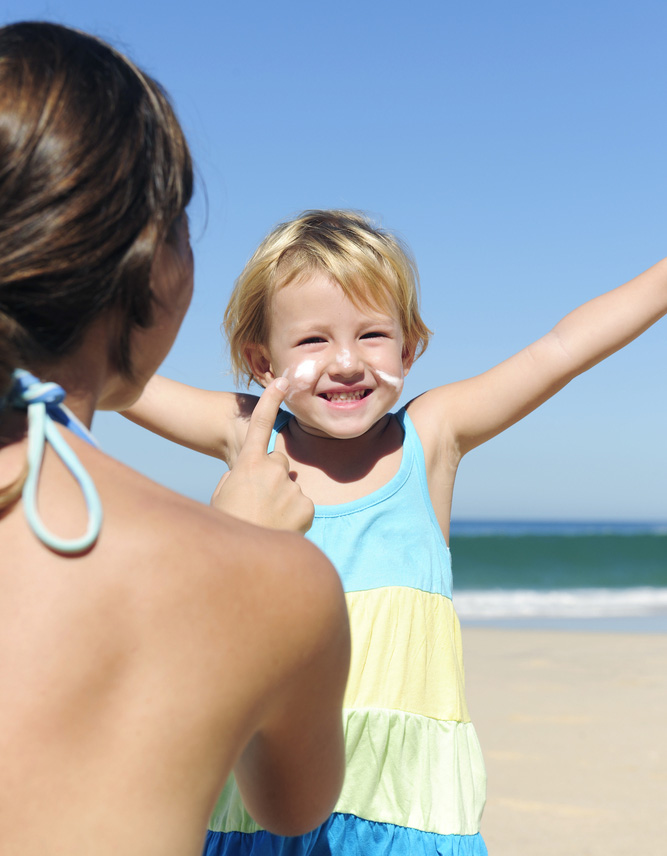 How To Keep Your Family Sun Safe This Summer