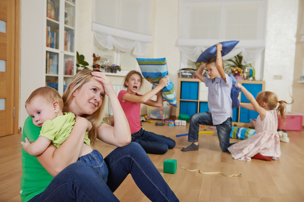 Forget Grey Hairs: The Financial Toll Of Parental Stress