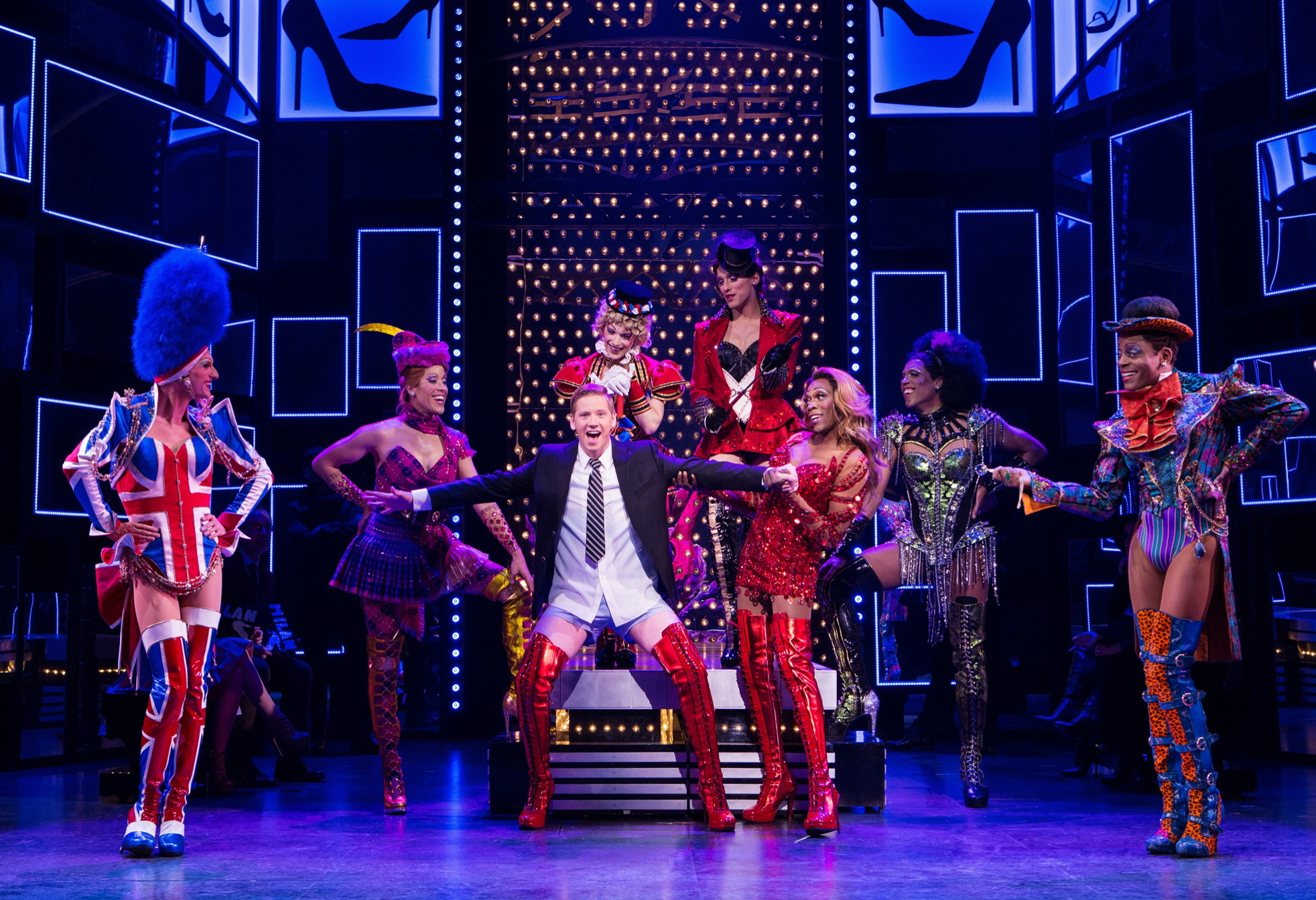 Kinky Boots Musical Has Us Hot On Our Heels!