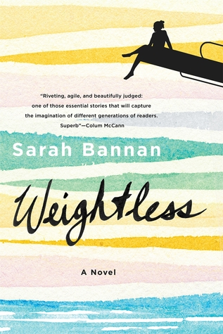 "Book Review: ""Weightless"" By Sarah Bannan"