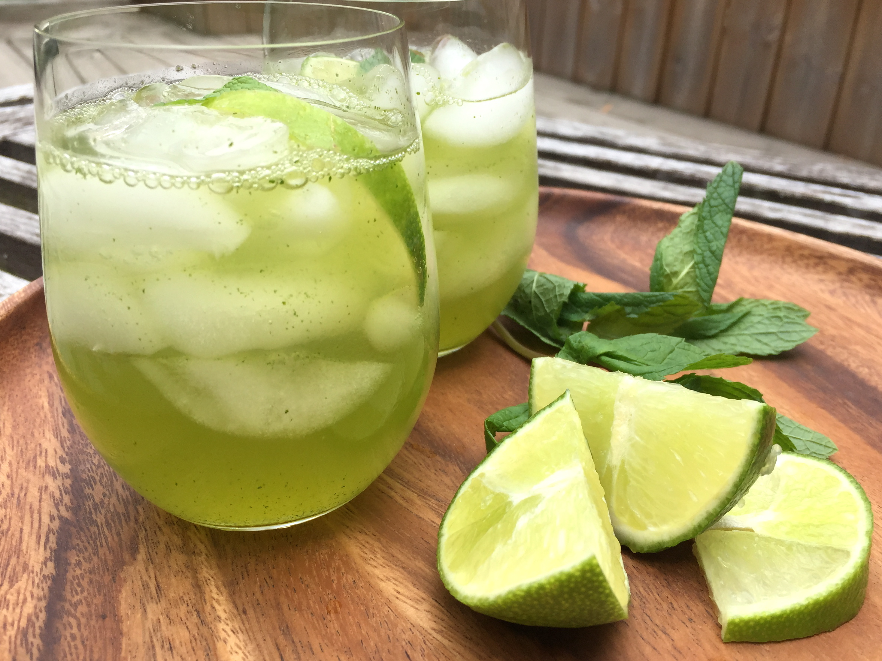 UrbanKitchen: The Perfect Summer Agua Fresca