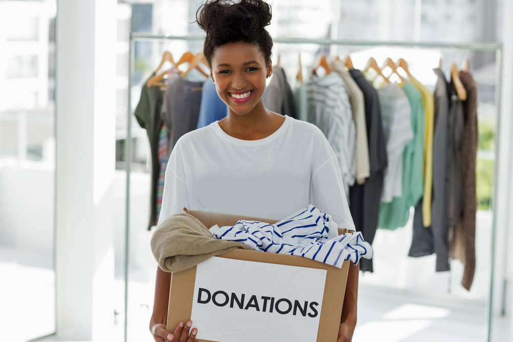 You'll Be GLAD You Donated To Your Local Goodwill