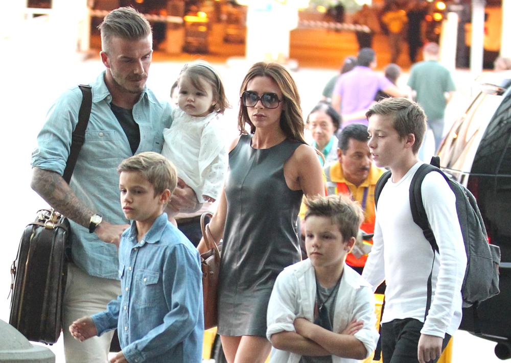 Victoria Beckham Talks Life, Her Kids & Everyday Errands
